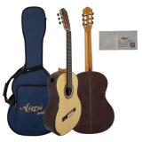 Гитара Smallman Fret вентилятора классическая от фабрики нот Aiersi (SC098SPFFF)