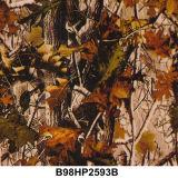 El agua PVA del árbol de Camo filma la hoja verdadera de B98HP2593b Hydrographics