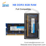 Китай Золотой поставщик полностью совместимые модули памяти DDR3 8 ГБ оперативной памяти для ноутбука