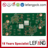 Circuit de la carte ISO/Ts16949 pour le moniteur visuel