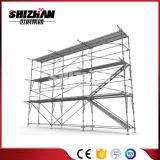 Alluminio di figura di Strengten H/impalcatura blocco per grafici d'acciaio sulla vendita
