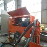Гидравлический насос бетона из пеноматериала