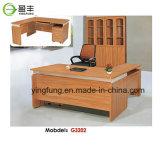 Bureau en bois de gestionnaire de meubles de bureau moderne Yf-G3201