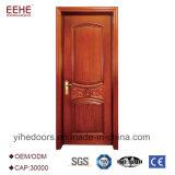 Portello di legno intagliato prezzi di legno di legno pronti dei portelli dei portelli