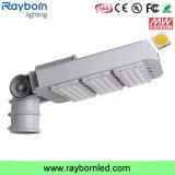 High Power 200W 150W 120W 100W 80W Rue lumière LED de plein air avec lampe LED IP65