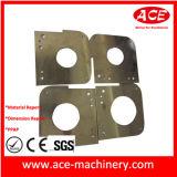 Corchete de la pieza estampada en frío del metal de la fabricación de China