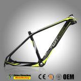 Nuovo blocco per grafici provato della bicicletta della montagna del carbonio T800 di 15.5inch 16.5inch 17.5inch