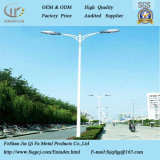 Postes de iluminação residencial melhor preço do aço inoxidável