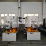 Mezcladora plástica del PVC para el tubo de UPVC y la producción del perfil