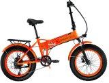 24 bici elettriche pieghevoli grasse di pollice