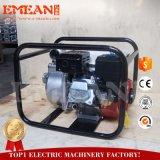2/3 pouce 4 chargent la pompe à eau d'essence 5.5HP