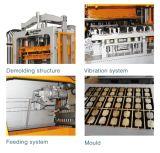 Machine automatique du bloc Qft5-15/de fabrication de brique