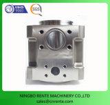 El CNC modificado para requisitos particulares trabajó a máquina la parte hecha del acero inoxidable