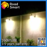IP65 알루미늄 합금 LED 정원 거리 벽 빛 태양 램프