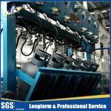 Linha de produção Turnkey do cilindro do LPG do projeto