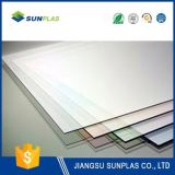 Policloreto de vinilo, material PVC folha de plástico rígido de PVC para impressão