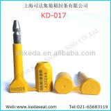 Fechadura da porta de segurança da vedação do contêiner de código de barras (KD-017)