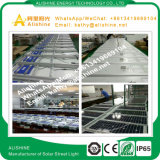 5W-120W tout dans une lampe extérieure solaire Integrated de jardin d'éclairage du réverbère DEL
