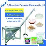 Avec la vis du convoyeur de trémie carrés pour la farine/poudre gastronomique l'emballage (JAT-F700)