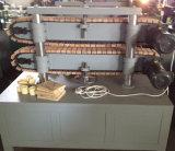 Manguito acanalado del metal del acero inoxidable que hace continuamente la máquina