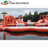 販売のための膨脹可能な浮遊水公園膨脹可能な水公園装置