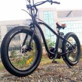 脂肪質のタイヤが付いているHongdu 500WのEバイク
