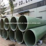 Pipe de FRP GRP pour les eaux usées/eau potable