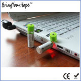 batterie rechargeable de 1.2V 1450mAh USB aa (XH-PB-209)