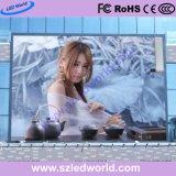 Стена арендного полного цвета P3.91 P4.81 P5.95 P6.25 крытая/напольная СИД видео- с шкафами Умирать-Касты 500X1000mm