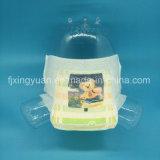 Tissus à armure toile caractéristique de type pull up jetables couches pour bébé