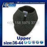 人の靴のアクセサリのための高品質のスポーツの靴甲革Vamp