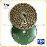 Plaque de polissage disque de polissage de la Résine d'outils de polissage pour le Marbre pierres de granit dur