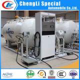 Chengli 25m3 de l'ASME cuve sous pression du réservoir de GPL du réservoir de stockage de GPL