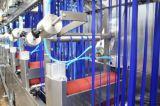 Ononderbroken het Verven en het Eindigen van de Singelbanden van de Polyester Webbings+Nylon Machine op hoge temperatuur