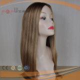 La obscuridad de Omber del pelo humano arraiga la peluca rubia (PPG-l-0169)