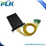 1*2/4/8/óptico de fibra óptica Lgx Módulo/Tipo de chasis PLC divisores de FTTH/FTTX