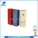 Personalizados vino de fábrica de cartón ondulado Caja de papel