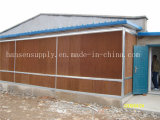 養鶏場のためのCeldek水冷却装置の冷却のパッド
