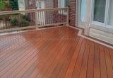 Decking di WPC/rivestimento della parete/plancia composita di legno della prova dell'acqua di Vinyle