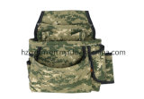 Color Camo Diseño del Ejército de mejor calidad de la herramienta de poliéster Waistpack bolsa de herramientas