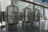 Água mineral do frasco do preço de fábrica que enxágua a máquina tampando de enchimento