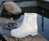 Laarzen van de Regen van pvc van Lucency de Transparante, de Transparante Laarzen van Vrouwen