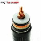 cavo elettrico del nastro del filo di acciaio dell'isolamento del PVC del conduttore del Cu 0.6/1kv