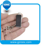 Mecanismo impulsor universal del flash del USB del metal verdadero de la capacidad 32GB con Keychain