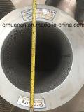 Coletor de pó de gás de combustão do filtro de poliéster cilíndrico de mídia do Cartucho do Filtro de Ar