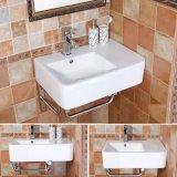 위생 상품 목욕탕 1173L/R를 위한 세라믹 벽 걸린 세면기
