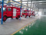 Porta de alumínio automática do obturador de rolamento para o carro de bombeiros