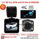 """2.0 """" macchina fotografica piena della scatola nera dell'automobile di HD 1440p con l'automobile DVR, G-Sensore, visione notturna, magnetoscopio di parcheggio di 4.0mega CMOS di Digitahi del precipitare dell'automobile di controllo"""
