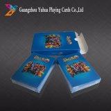 De Speelkaarten van het Document van de Kaarten van de Reclame van het Ontwerp van de douane