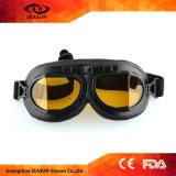 Les meilleures lunettes de sûreté élevées claires légères d'équitation de moto de visibilité
